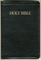 NKJV Reference Bible - Black