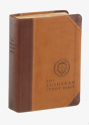 The Lutheran Study Bible - Compact DuoTone Brown