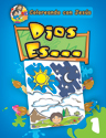Coloreando con Jesús: Dios es... (Coloring with Jesus: God Is...)
