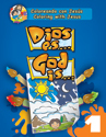 Coloreando con Jesús - bilingüe: Dios es... (Coloring with Jesus - bilingual: God Is...)