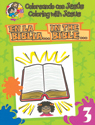 Coloreando con Jesús - bilingüe: En la Biblia (Coloring with Jesus - bilingual: In the Bible)
