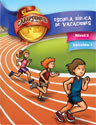 Campeones de la fe - español: Hojas del alumno Nivel 2 (Champions of Faith - Spanish: Student Worksheets Level 2)