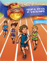 Campeones de la fe - español: Hojas del alumno Nivel 3 (Champions of Faith - Spanish: Student Worksheets Level 3)