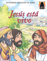 Libros Arco: Jesús está vivo (Arch Books: A Surprise in Disguise)