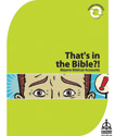 That's in the Bible? (Downloadable)