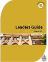 College 101: Leaders Guide (Downloadable)