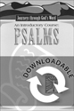 Journeys Through Gods Word: Psalms (Downloadable)
