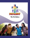 PathLight - Grade 8 This We Believe Student Workbook