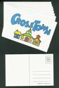 CrossTown - Postcards (Pack of 10)