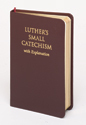 NIV Luther's Small Catechism with Explanation - Genuine Leather Edition