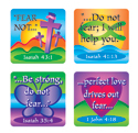Fear Not Verses Stickers