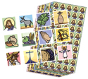 Journey to the Cross Passport Stickers