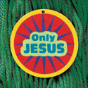 Only Jesus Sand Art Craft (Pack of 12) - Alternative VBS Craft