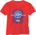 Now & Forever T-Shirt, Youth S - VBS 2016