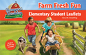 Farm Fresh Fun Elementary Leaflets  - VBS 2016