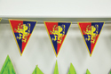 Medieval Pennant Banner - VBS 2017