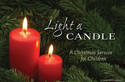 Light a Candle Christmas Program - Downloadable