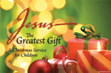 Jesus - The Greatest Gift Christmas Program