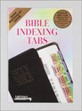 Multi-Color Bible Tabs