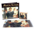 Martin Luther Puzzle and Book Gift Set