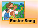 A Living Hope Easter PowerPoint Lyrics (Downloadable)