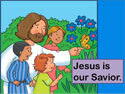 A Living Hope Children's Message PowerPoint Visuals