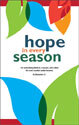 Inspired by Hope: Hope in Every Season Devotional - Large Print