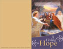 "A Living Hope Bulletin 8.5"" x 11"""