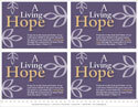 A Living Hope Postcards