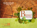 Blessed to Be a Blessing Wallpaper 1280 x 960 (Downloadable)