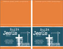 Built Up In Jesus Note Cards