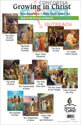 New Testament 1 Bible Story Poster Set - Donation