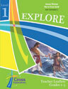 Explore Level 1 (Gr 1-3) Teacher Leaflet (NT2)