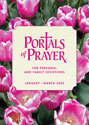 Portals of Prayer, regular size, Jan-Mar edition