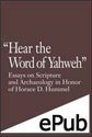 Hear the Word of Yahweh (EPUB Edition)