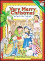 Very Merry Christmas Activity Book