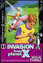 Invasion from Planet X - Willie Plummet (ebook Edition)