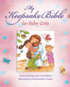My Keepsake Bible - For Baby Girls (Pink)