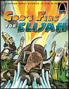 God's Fire for Elijah - Arch Books