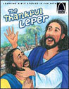 The Thankful Leper - Arch Books