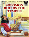 Solomon Builds the Temple - Arch Books