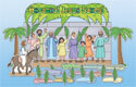 Palm Sunday Bulletin Board