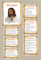 Who Is Jesus? Bulletin Board