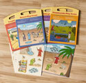 Bible Play Scene - Complete Set of 4