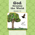 God Creates the World/God Cares for Noah Flip Book