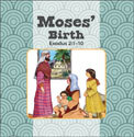 Moses' Birth/The Battle of Jericho Flip Book