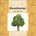 Zacchaeus/The Ten Lepers Flip Book