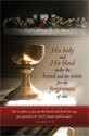 Standard Maundy Thursday Bulletin: Chalice