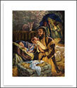 "Birth of Jesus Poster, 14"" x 18"" - Howe"