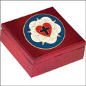 Luther Rose Keepsake Box